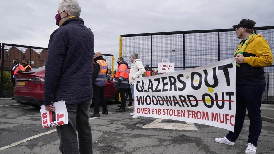 La opinión sobre las protestas contra el fútbol moderno: Pagar y callar