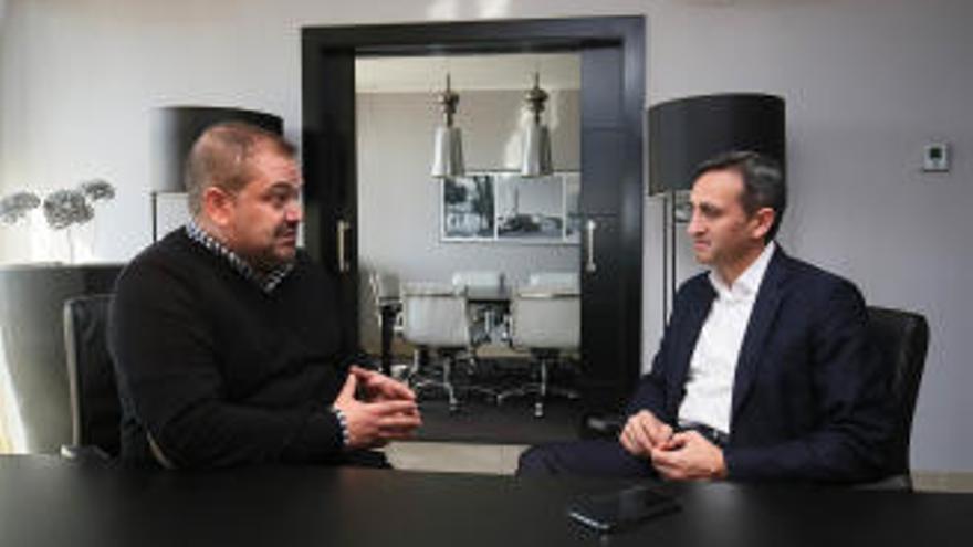 Convulsión en el PP: Rafa Vives, alcalde de Daya Vieja, se va a Ciudadanos