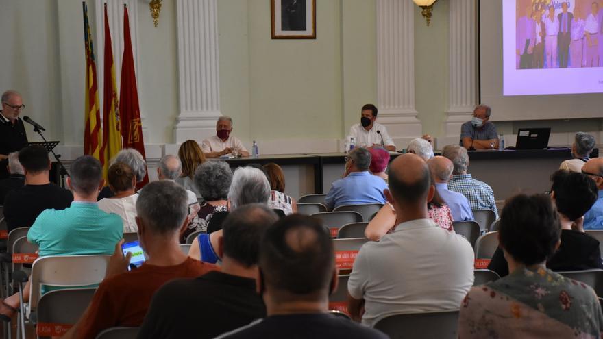 Xàtiva rinde homenaje a su cronista oficial