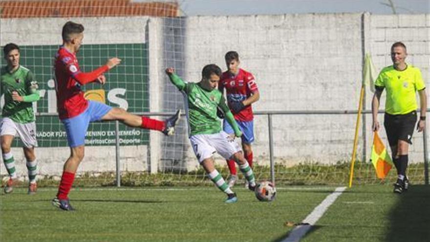 Moralo-Cacereño, Coria-Diocesano y Montijo-Jerez, primeros partidos de la fase de ascenso