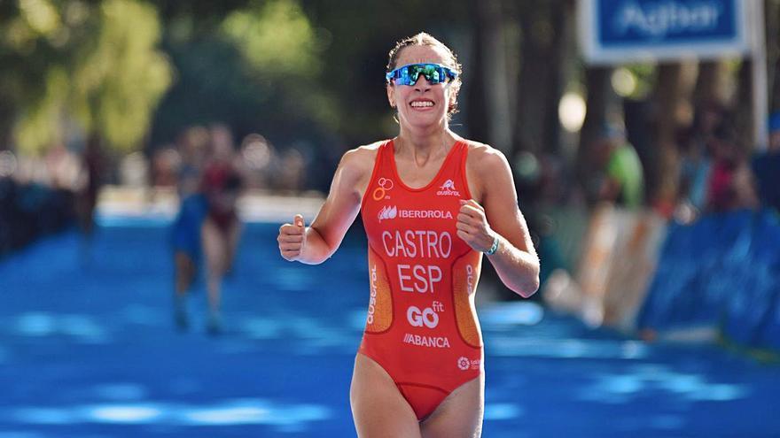 Natalia Castro irá al Mundial de Bermudas