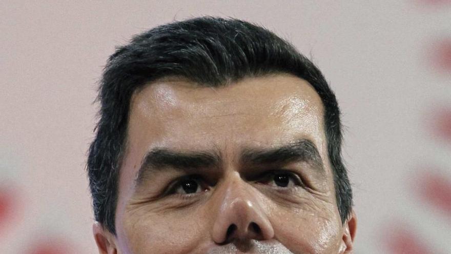 """Pedro Sánchez: """"¿El REB? Creo que me iré antes"""""""