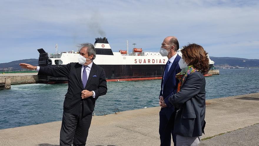 """Suardiaz construirá dos buques """"verdes"""" para la Autopista del Mar"""