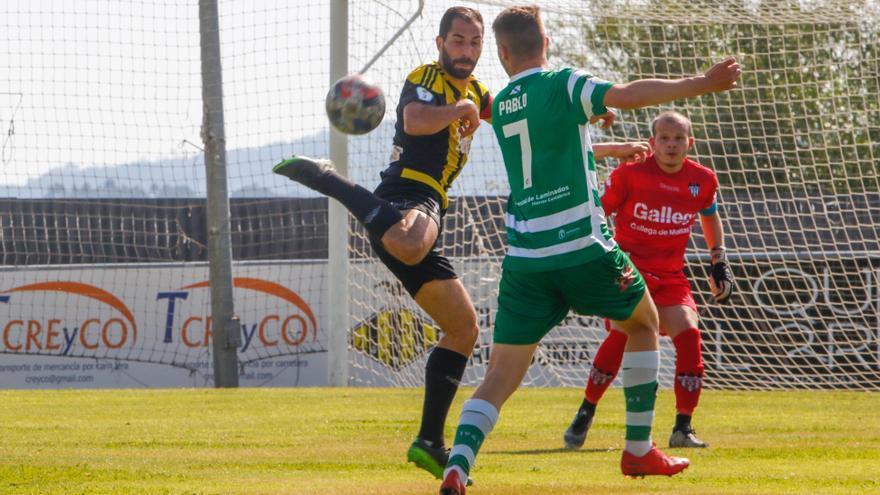 Tercer club de fútbol en Ribadumia