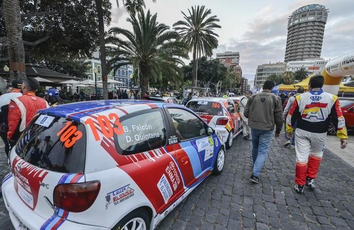 LAS PALMAS DE GRAN CANARIA. Rally Islas Canarias  | 02/05/2019 | Fotógrafo: José Pérez Curbelo