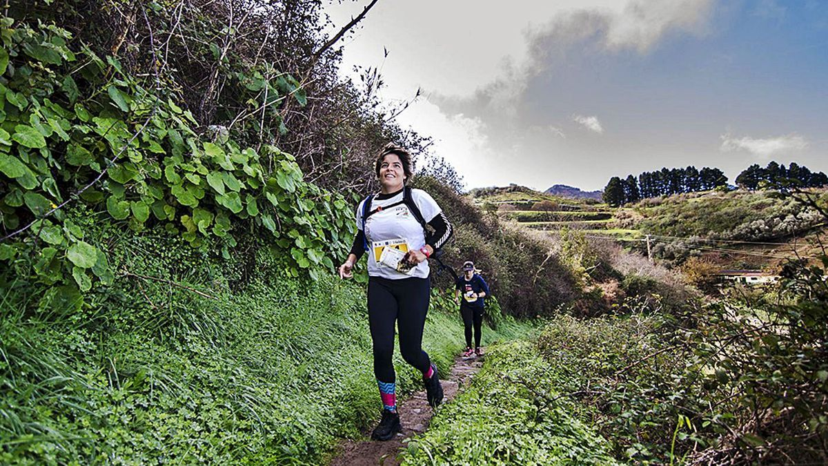 One of the participants in the first edition of the Valleseco 3 Valles-O.  |  |  LP / DLP