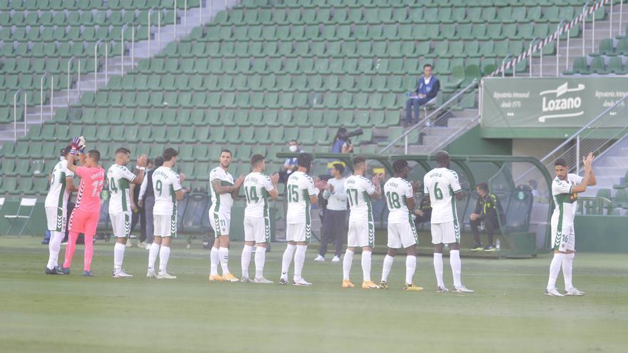Los dorsales del Elche: Ruso Rodríguez lucirá el 1, Marcone el 4, Carrillo el 21 y Rigoni el 22