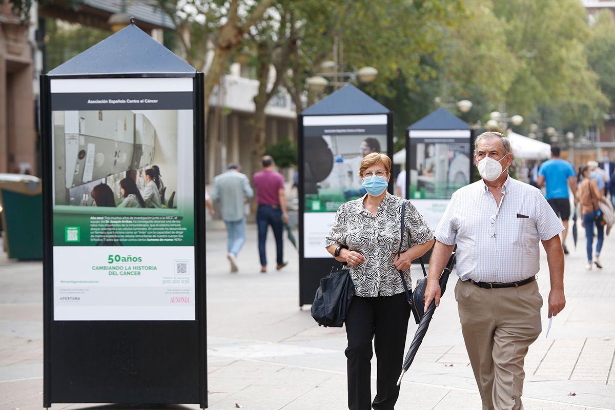 Medio centenar de investigadores buscan mejores tratamientos contra el cáncer en Córdoba