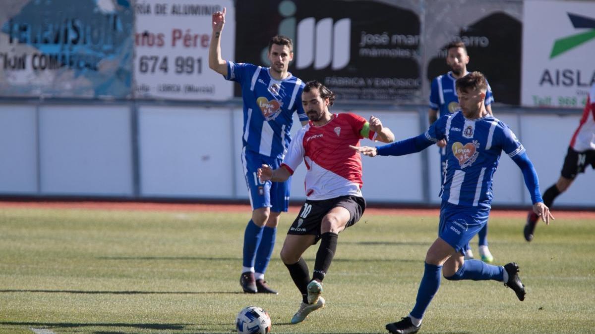 Los nombres propios del Lorca Deportiva-Córdoba CF
