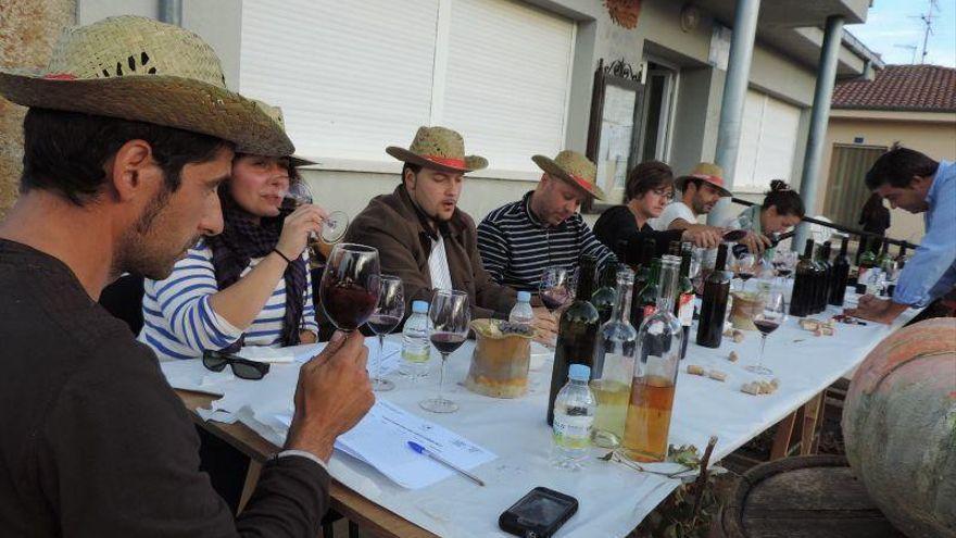 Cibanal de Sayago acoge el tradicional concurso de vinos caseros