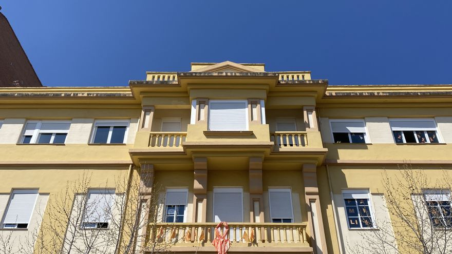 El PSOE de Zamora pide protección para el edificio del colegio de las Siervas de San José
