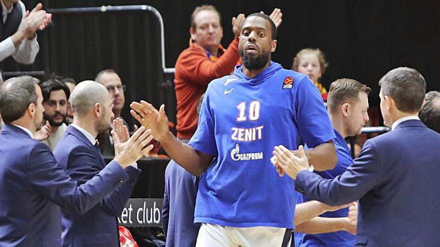 El Valencia Basket, atento al posible regreso de Will Thomas