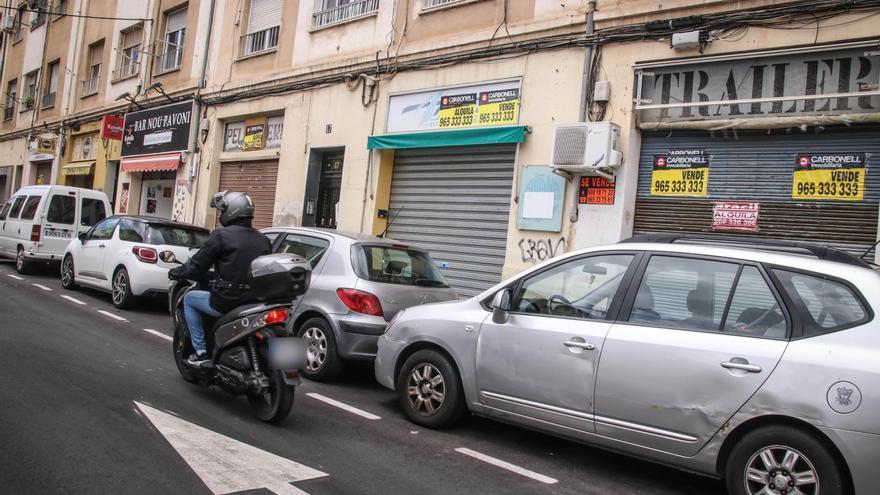 La Policía Nacional detiene a un hombre en Alcoy por golpear en la cabeza a otro con un martillo