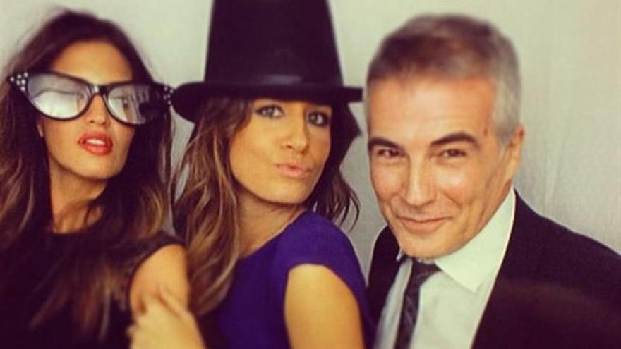 Sara Carbonero se va de fiesta con sus compañeros de Telecinco