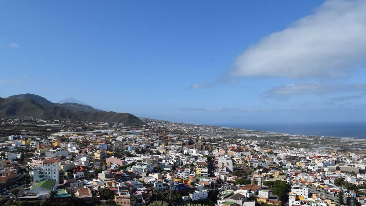 Los itinerarios discurrirán por la Comarca Nordeste de La Laguna.