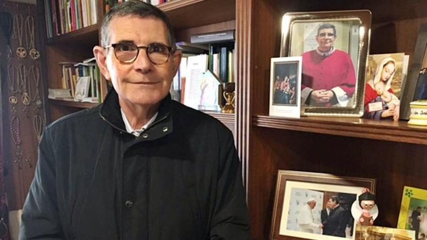 José Antonio Sánchez Herrera: «La crisis ha hecho que Cáritas atienda al doble de personas»