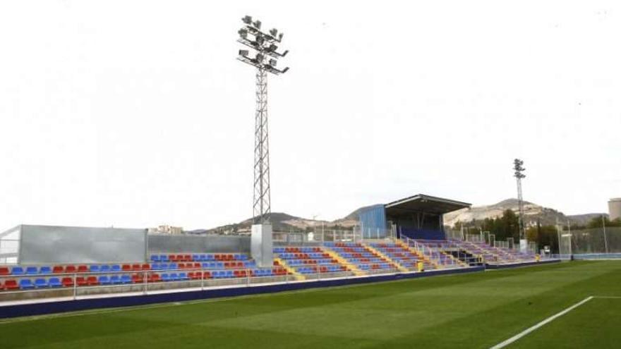 La eliminatoria de Copa entre el Buñol y el Elche se jugará el 16 de diciembre en la Ciudad Deportiva del Levante