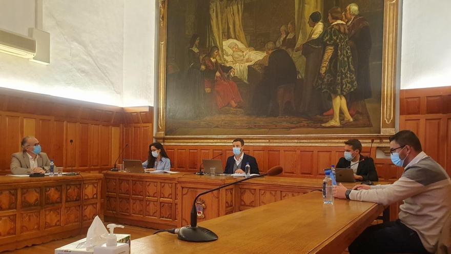 El Ayuntamiento inicia el expediente de Hijo Predilecto a Alfonso López Rueda