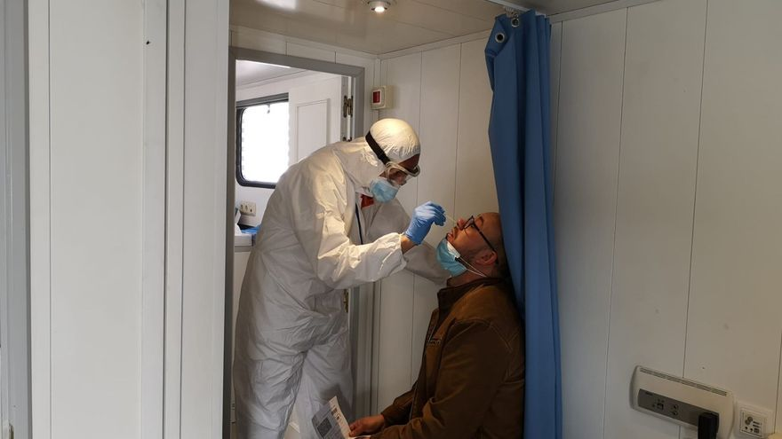 Baleares notifica 33 nuevos contagios de covid