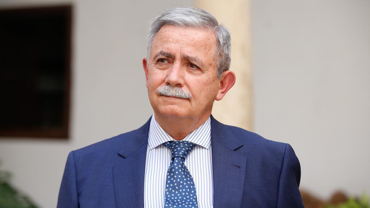 José Carlos de la Fuente Chacón, general del Ejército de Tierra.