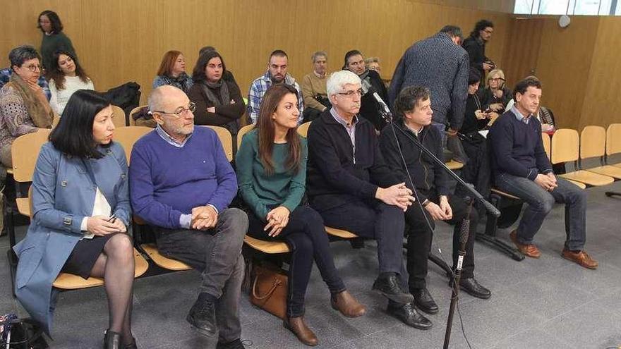 El exalcalde de Ourense y tres expolíticos, inhabilitados siete años por prevaricación