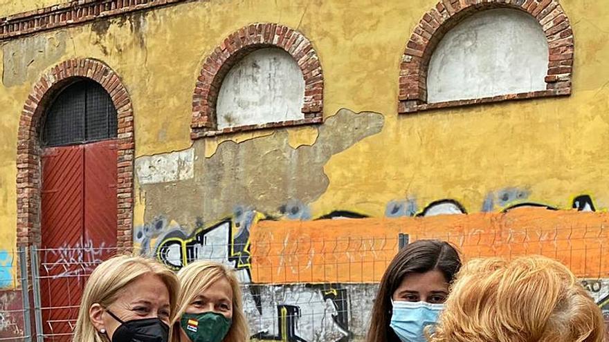 """Vox solicita que regresen """"los toros y los conciertos"""" a la plaza de Buenavista"""