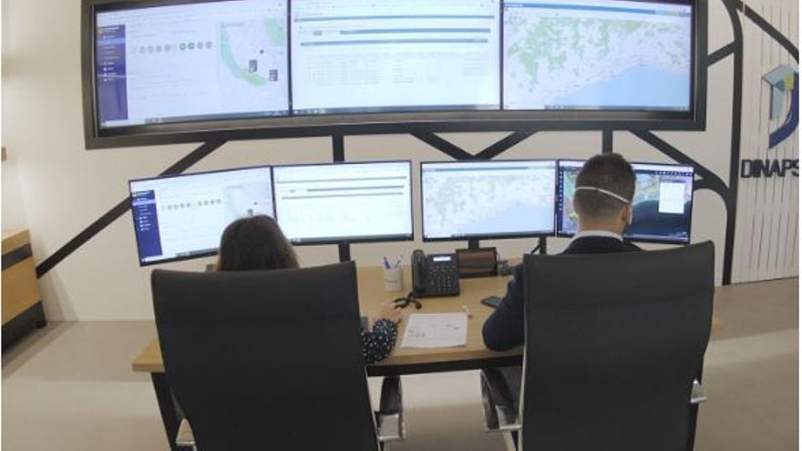 Dinapsis presenta el Hub Operativo para la Costa del Sol en Marbella