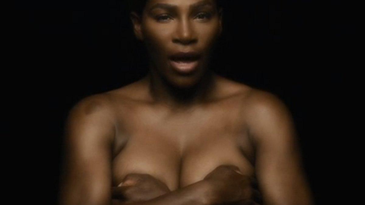 Serena Williams canta para concienciar sobre el cáncer de mama
