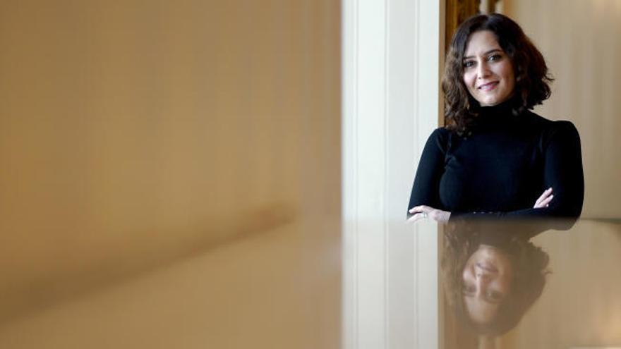 """Isabel Díaz Ayuso: """"Pediremos cuarentenas para los viajeros de países de las nuevas cepas"""""""