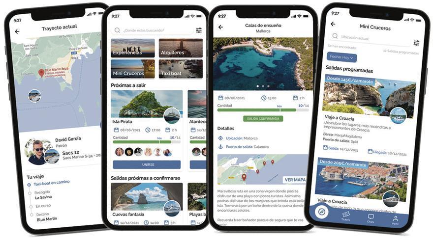 Wimboat, la primera plataforma online de alquiler de barcos en forma de franquicia