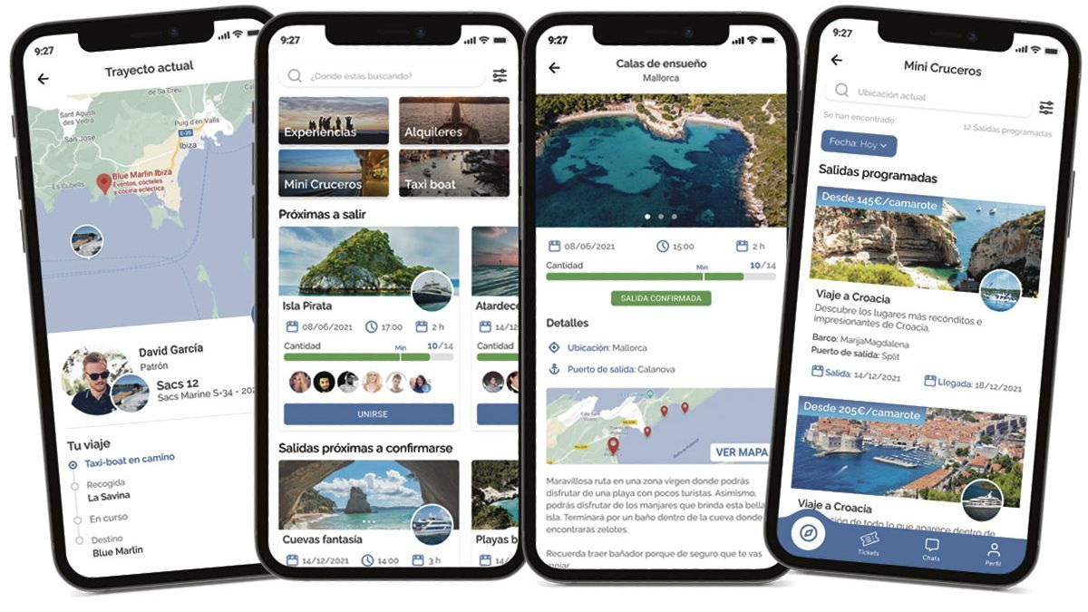 Wimboat es una plataforma intuitiva, visual y fácil de usar