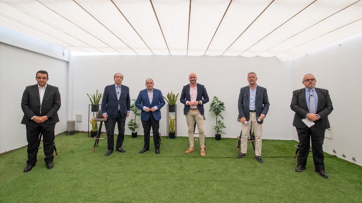 Las principales patronales nacionales se reúnen en Lanzarote