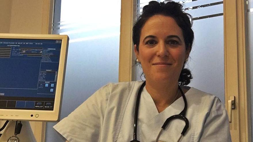 Ernestina Guillén Poveda: «El problema son los egoístas que piensan que no pueden contagiar»