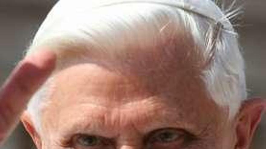 Benedicto XVI atribuye al Mayo del 68 los abusos sexuales en la Iglesia católica