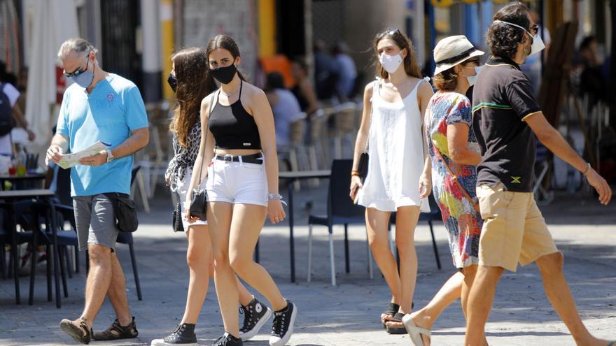 L'Horta registra 600 positivos en una semana y cinco fallecidos