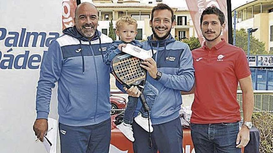 Calafell-Vives y Rufo-Saiz se hacen con el II Torneo Furion de pádel