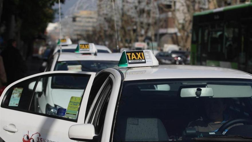 Los taxistas de Córdoba, llamados a protestar el 8 de noviembre