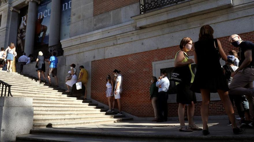 PHotoEspaña, las mujeres de Sorolla y Mondrian marcan las exposiciones tras la pandemia