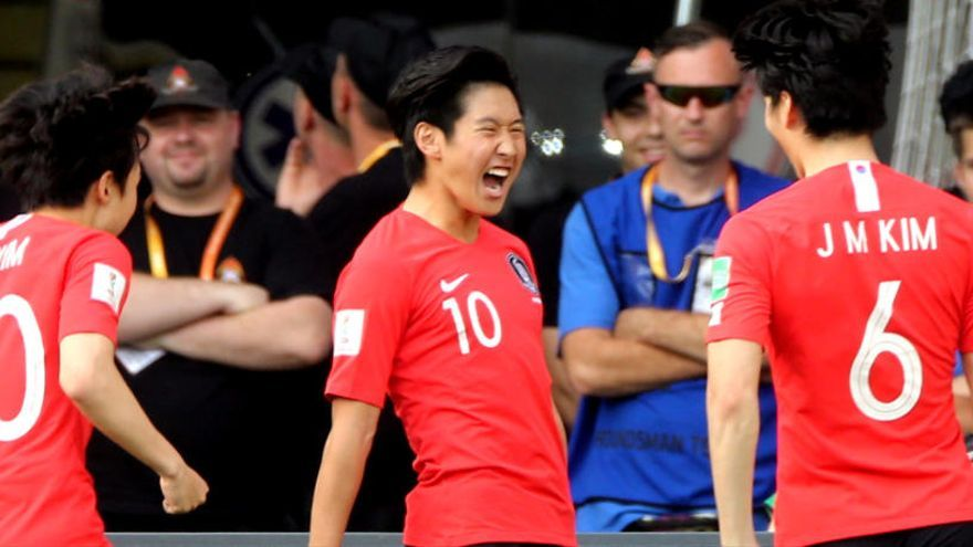 Kang-In Lee, balón de oro del Mundial Sub-20