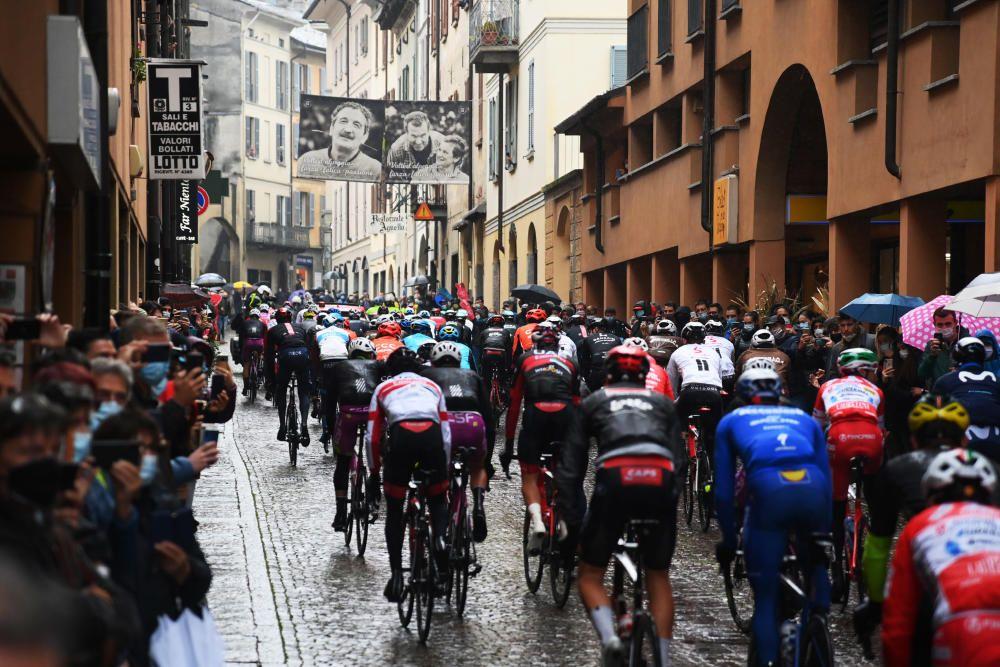 Las imágenes de la 19ª etapa del Giro de Italia