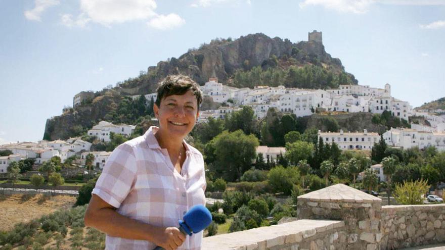 Eva Hache dice adiós a 'La Paisana'