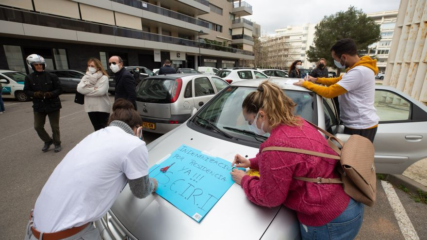 El Ayuntamiento de Ibiza rechaza equiparar a los sanitarios de la isla con los canarios