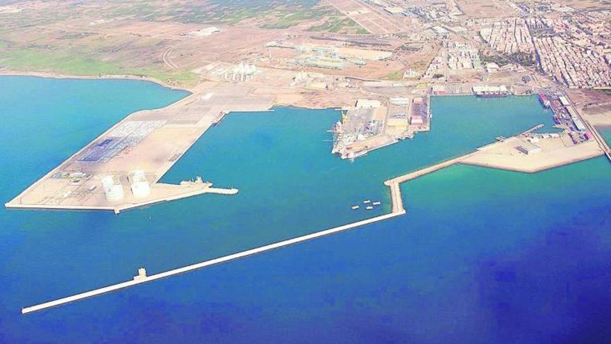 El puerto vuelve a salvar el presupuesto del Estado en Sagunt