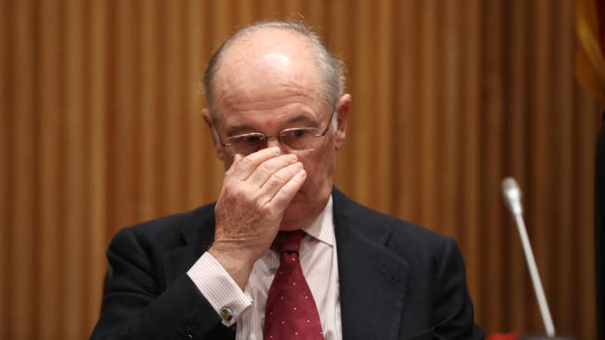 Rato carga contra Guindos por la caída de Bankia