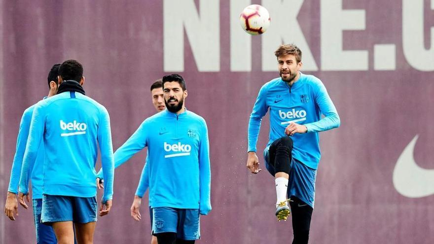 El Barça, tema central