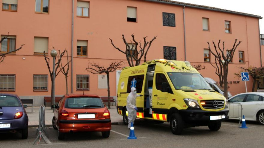 Dos morts més a la residència de Tremp i ja són 55 des de l'inici del brot de coronavirus