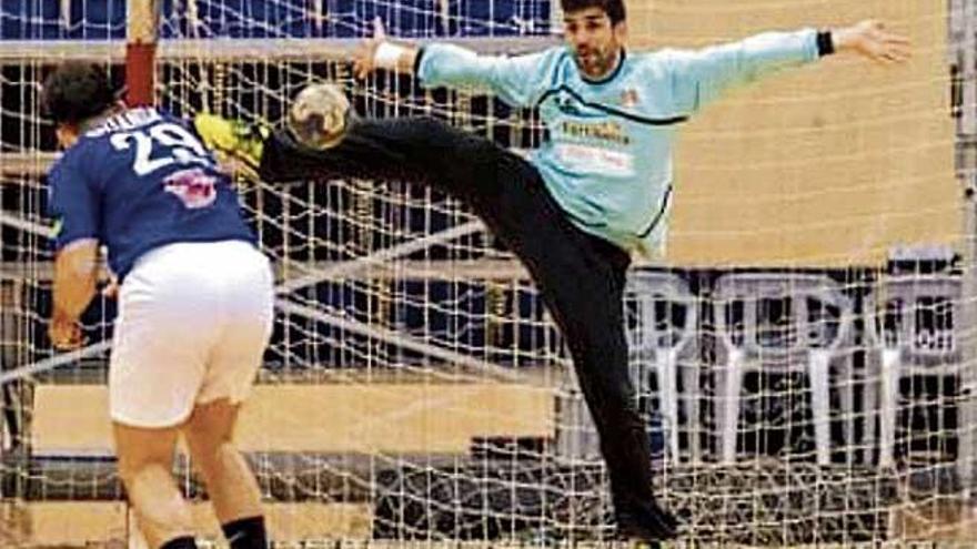 Rodrigo refuerza la portería del Sispal Handbol Marratxí