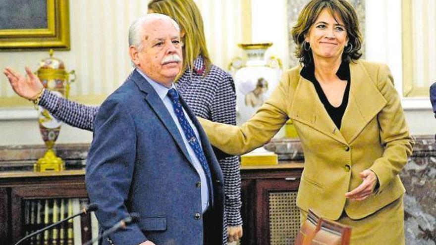 El teniente fiscal del Supremo denuncia presiones para actuar contra el Gobierno