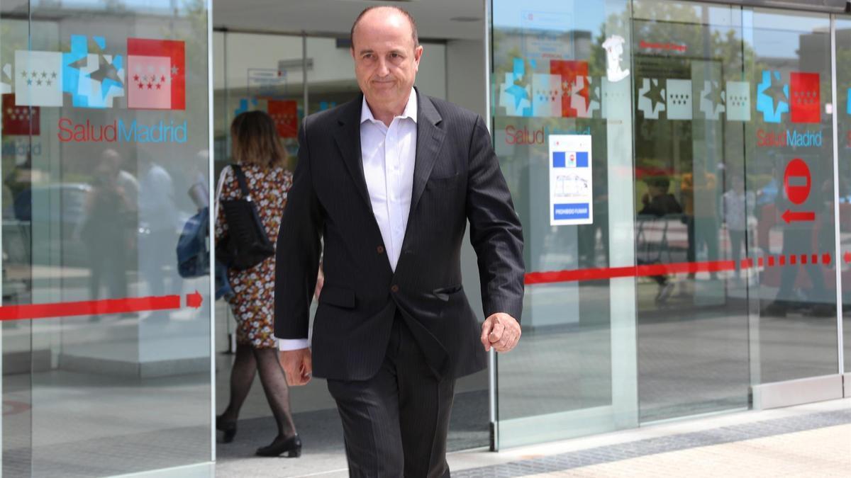 El exministro de Industria, Turismo y Comercio, Miguel Sebastián.