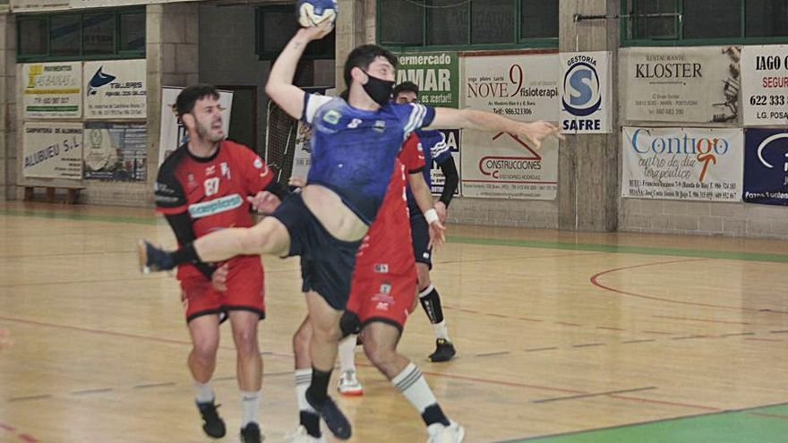 Derrota para el Bueu en Ourense